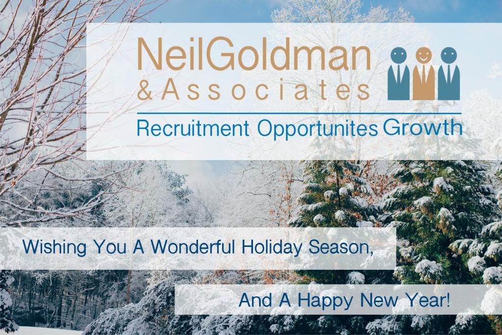 NG&A Holiday Card
